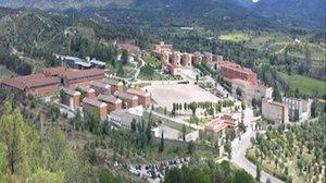 El cuartel de Sant Climent Sescebes.