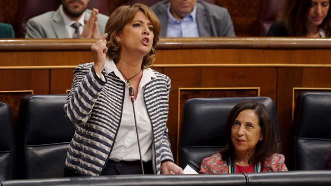 """Delgado rebutja dimitir pel 'cas Llarena': """"El meu nom no apareix en cap sumari"""""""