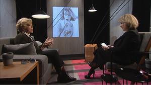 Teresa Gimpera y Sílvia Cóppulo, en un momento de El divan.
