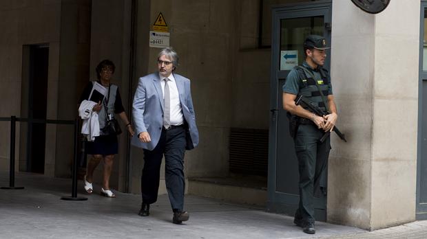 La Audiencia ordena investigar citaciones de cargos de la Generalitat en la Guardia Civil por el 1-O