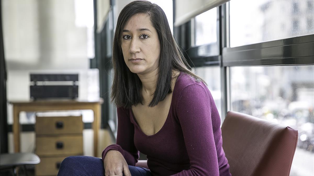 Nadia Ebrahim.