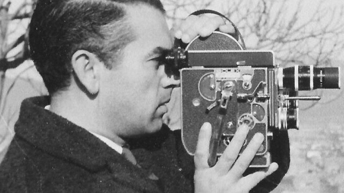 El empresario y cineasta Carles Barba, en una imagen distribuida por la Filmoteca de Catalunya