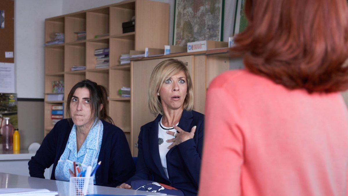 Escena del octavo capítulo de la undécima temporada de 'La que se avecina'.
