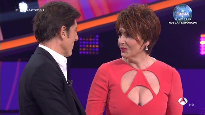 Irma Soriano en 'Tu cara me suena' (A-3).