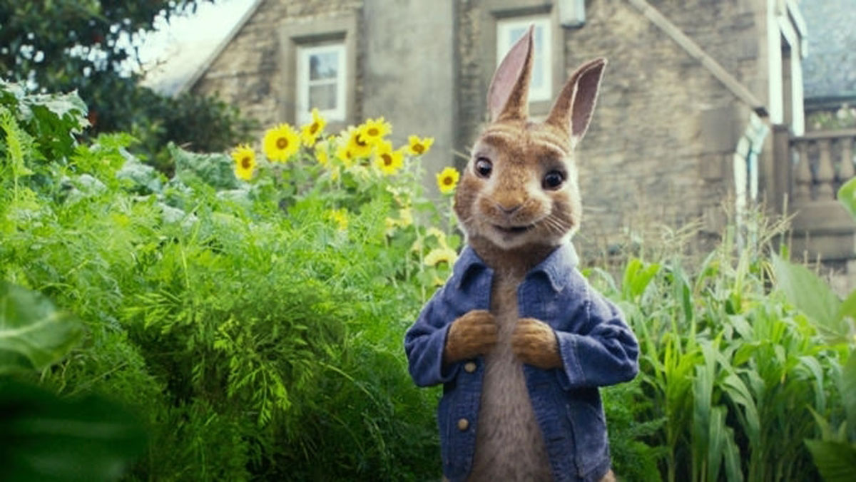 Tràiler de Peter Rabbit (2018)