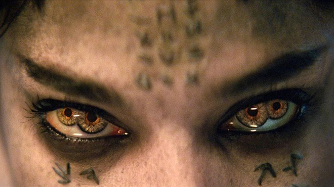 Tráiler de La momia. (2017)