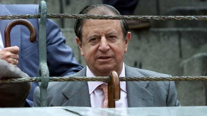 Fallece el Marqués de Cubas, Fernando Falcó, a los 81 años.