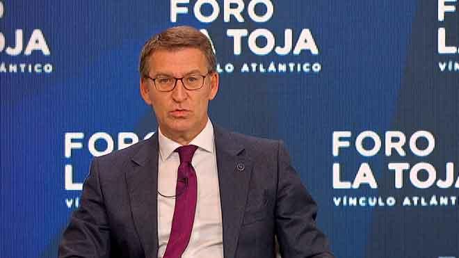 Alberto Núñez Feijóo: «En aquesta pandèmia hem consolidat l'Estat de les autonomies»