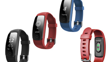Nueva pulsera inteligente FitlifePro con sensor cardíaco