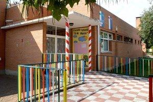 Una escuela infantil, en una imagen de archivo.