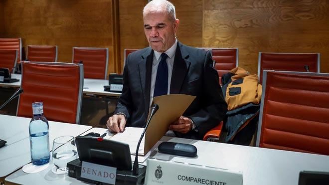 Chaves diu al PP que no hi ha proves de finançament il·legal del PSOE