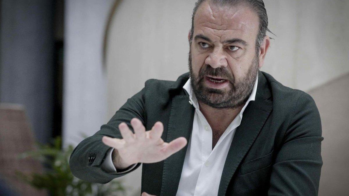 Gabriel Escarrer, consejero delegado de Melià Hotels Internationaly presidente de Exceltur.