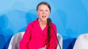 La curiosa relación entre la activista Greta Thunberg y el festival de Eurovisión