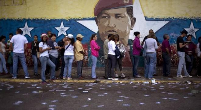 Votar en Caracas, la ciudad de los peligros