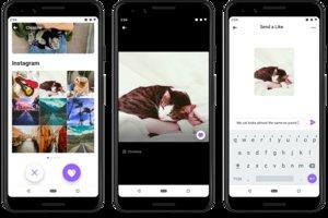 Facebook llança un servei de cites i Tinder cau en borsa