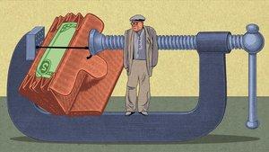 El problema de las pensiones