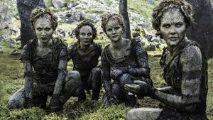 Imagen de los hijos del bosque en Juego de tronos.