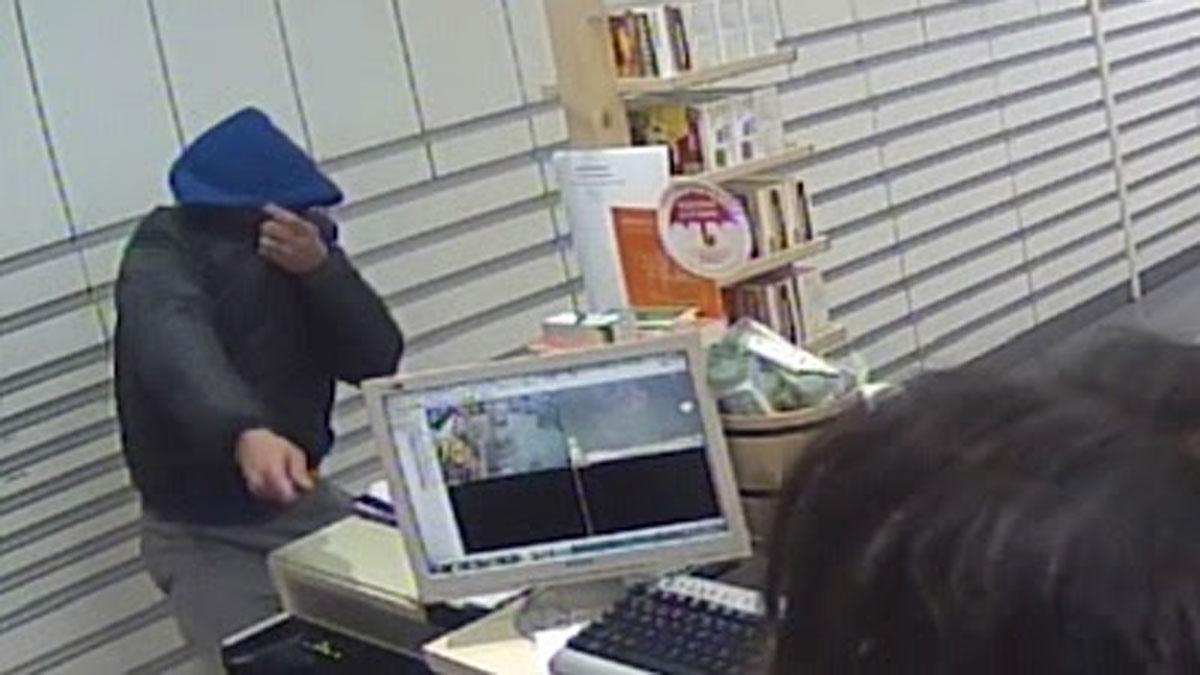 Prisión por asaltar cuatro tiendas en Mataró Vídeo