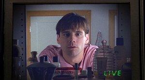 Jim Carrey, protagonista del Show de Truman.