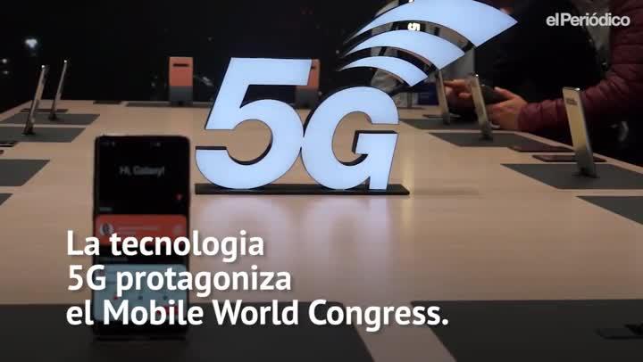 Jornada del miércoles 27 de febrero, del Mobile World Congress