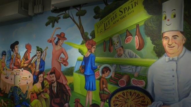 José Andrés y Albert Adrià van a la conquista de Nueva York con el Mercado Little Spain.