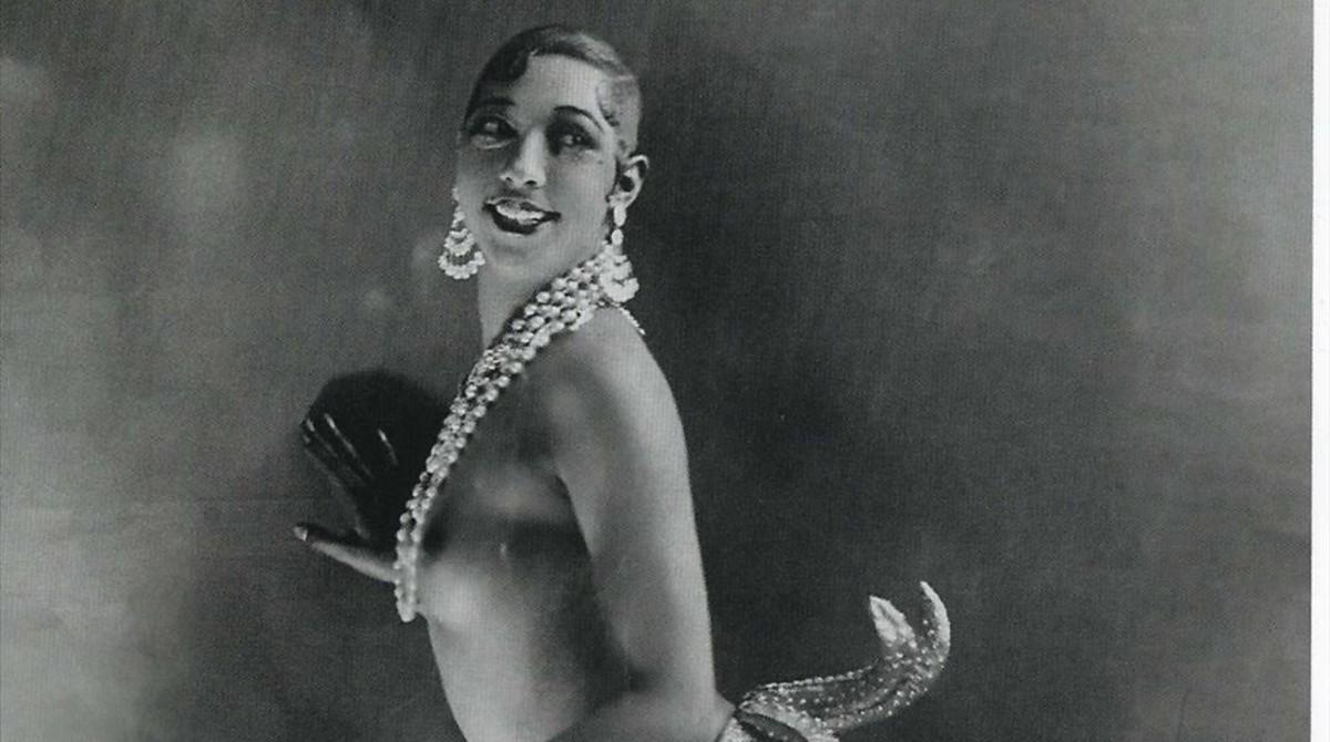 Josephine Baker, en una foto de archivo.