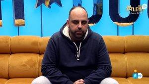 'GH Dúo' expulsa disciplinariamente a Julio Ruz por comportamiento inadecuado con María Jesús Ruiz