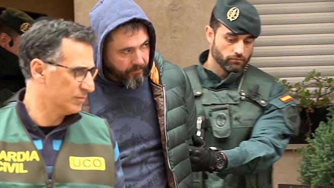 Quatre detinguts per la mort d'un regidor d'IU a Astúries