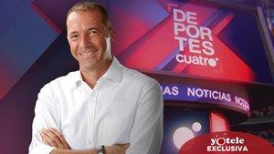 Mediaset planea la última revolución en 'Deportes Cuatro': Manu Carreño salta a la noche