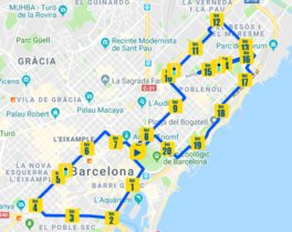 Mitja marató de Barcelona 2020: recorregut i afectacions en el trànsit i transport públic
