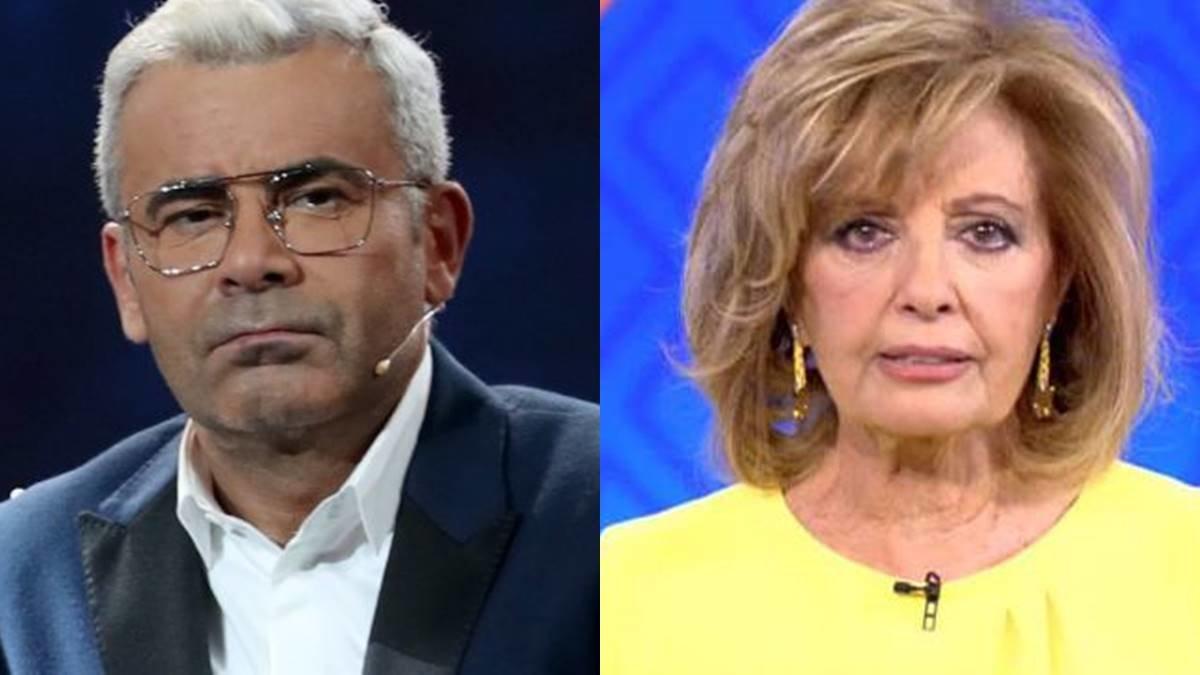 """Jorge Javier defiende a María Teresa Campos tras los últimos ataques de 'Sálvame': """"No es mala persona"""""""