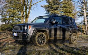 Más aventuras con el Jeep Renegade.