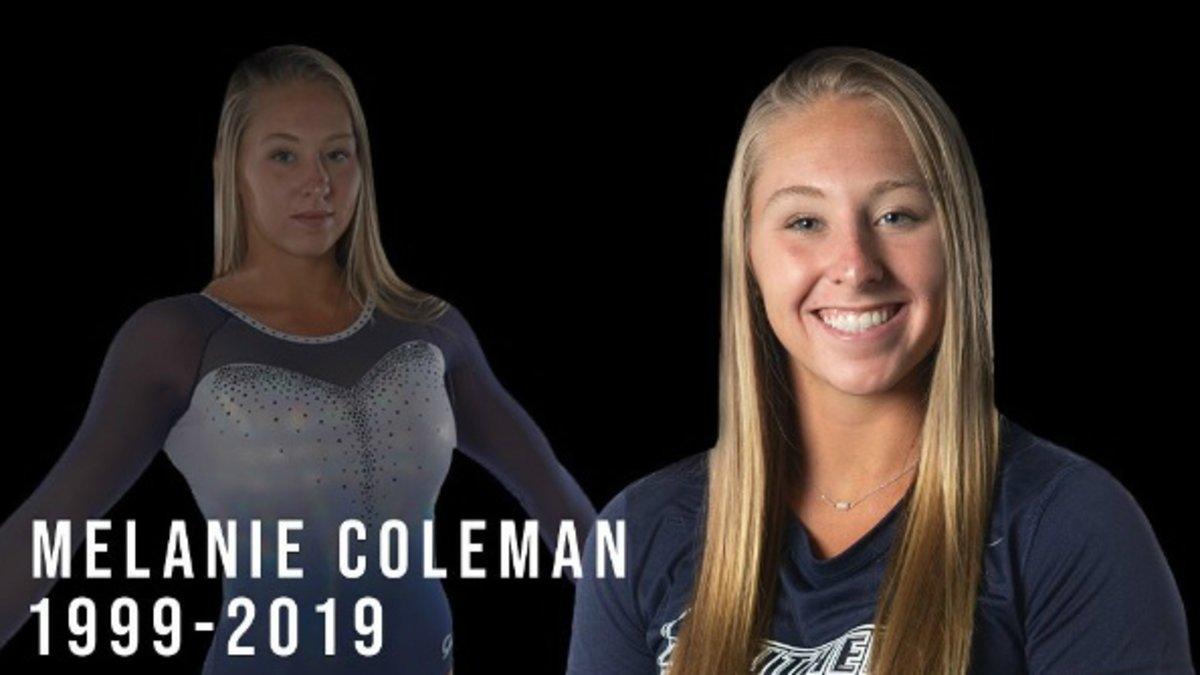 Melanie Coleman ha fallecido a los 20 años