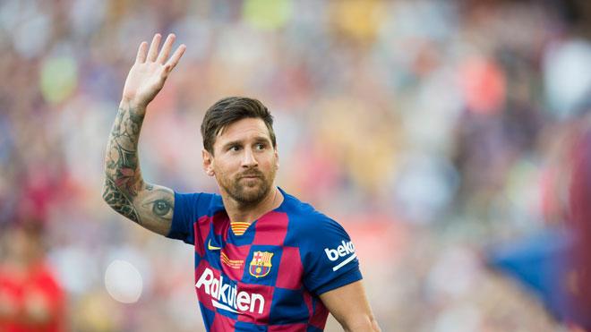 Messi no s'arruga