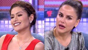 Miriam Saavedra se alza con la 'corona inca' tras su cara a cara con Mónica Hoyos en el 'Deluxe'