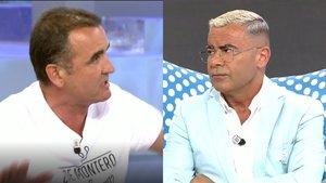 "Antonio Montero, sin miedo a Jorge Javier: ""¡Fascismo eres tú!"""