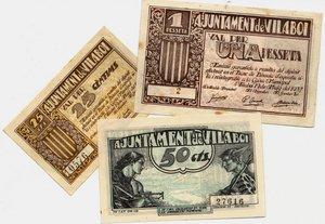 La muestra recoge curiosidades como la moneda propia de la entonces Vilaboi