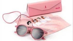 Multiópticas lanza un diseño de gafasa favor de la lucha contra el cáncer de mama.
