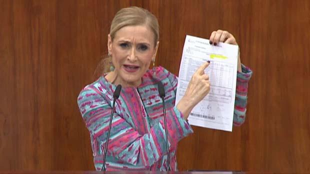 Cifuentes només dimitirà si Rajoy l'hi demana