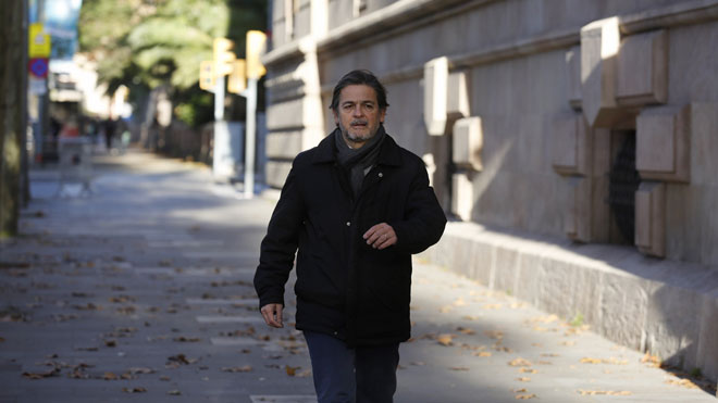 Oriol Pujol demana al jutge no entrar a la presó i fer treballs per a la comunitat