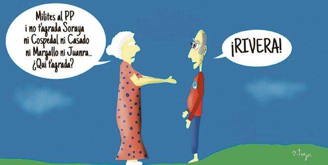 L'humor gr�fic de Juan Carlos Ortega del 9 de Julio del 2018