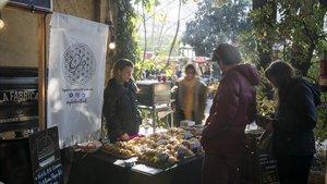El Palo Market Fest, en Palo Alto, el pasado 1 de diciembre.