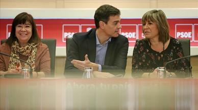 El PSOE insiste en rechazar a los independentistas para una moción de censura a Rajoy