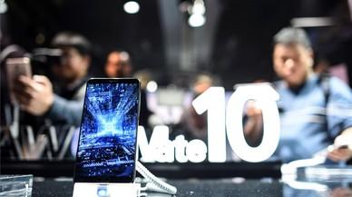 Huawei presenta el Mate 10, una máquina con alma