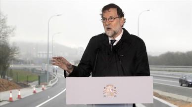 Rajoy, el impasible