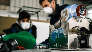 Desenvolupen un respirador portàtil per a uci «accessible i flexible»