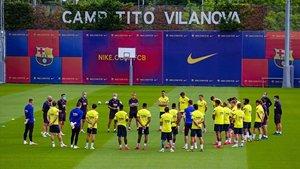 Tornada volcànica de la Lliga: el futbol de tots els dies