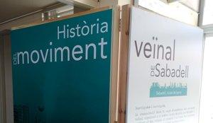 Radiografia de la lluita veïnal a Sabadell a través de cinc fites clau