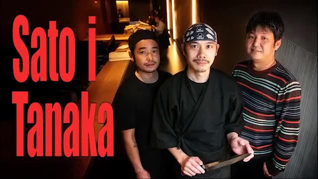 Sato i Tanaka: 2 barres, 2 'itamaes' i 15 comensals