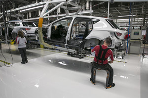Seat contracta 250 treballadors per l'augment de la producció a Martorell